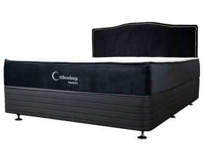 orthosleep medium mattress and base