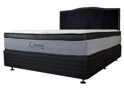orthosleep soft mattress and base
