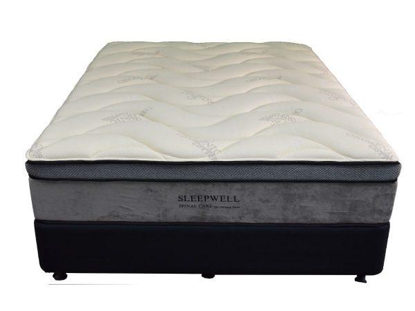 Sleepwell Spinal Care Mattress & Base