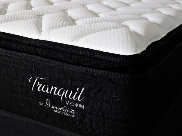 tranquil medium mattress & base
