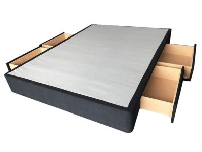 Sleepwell NZ Made bed base With 4 Drawers