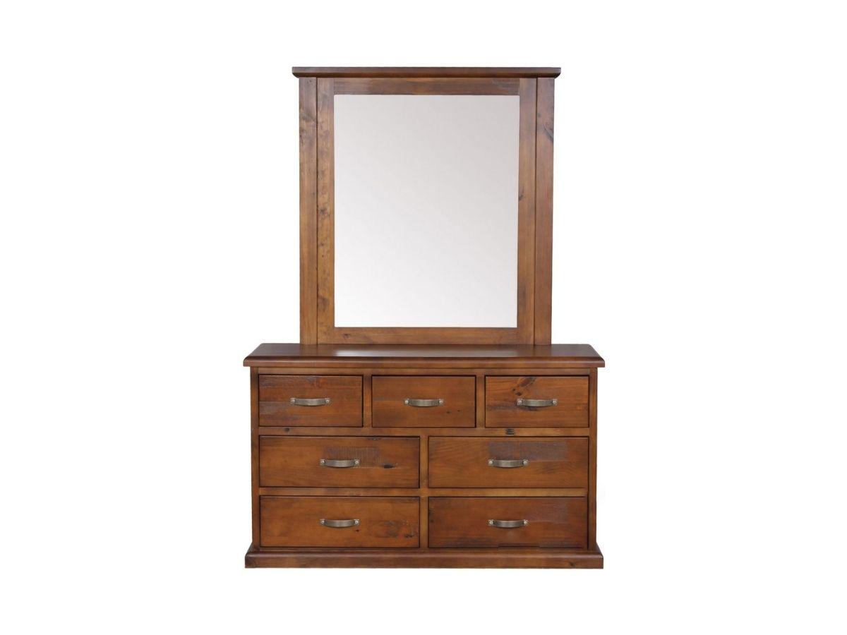 fontana dresser with mirror