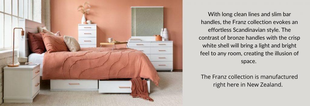 franz bedroom suite