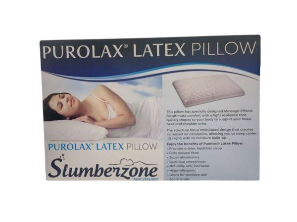 latex pillow by slumberzone