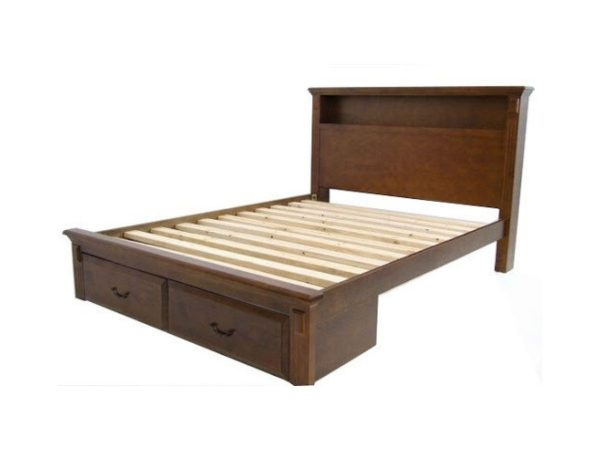 mecca bed frame