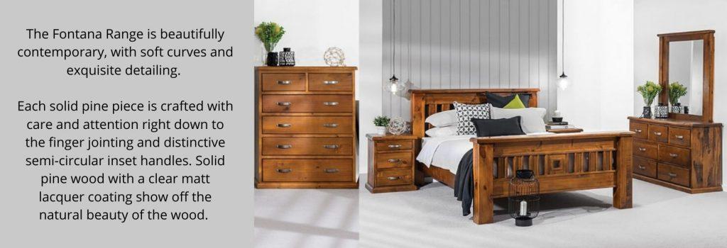 montana bedroom suite