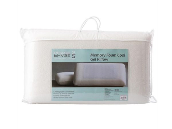 phase 2 cool gel pillow