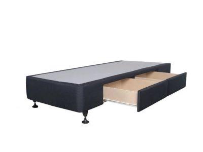 sleepwell drawers with 2 drawers single king single