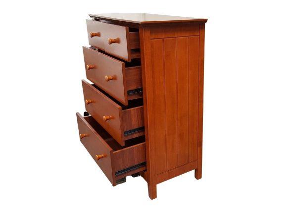 tallboy antique oak color